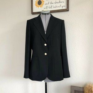 Louis Vuitton Uniformes Womens Jacket Blazer Black